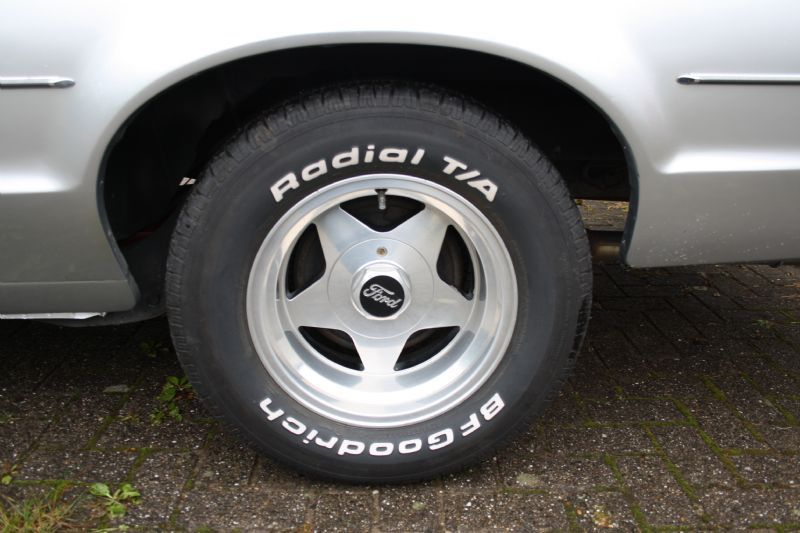 Ford Ranchero - Felgen
